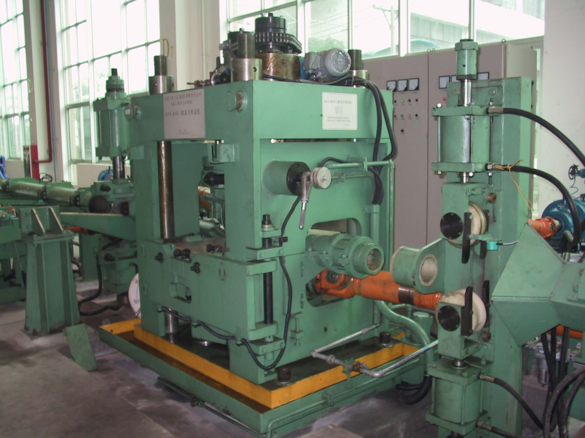 Finishing Solution Provider|Straightening Machine|Peeling Machine